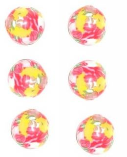 bright multi color table tennis balls ping pong pink easy to see