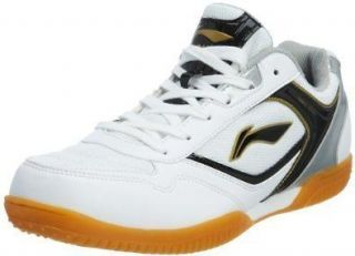 LiNing APTF015 2 Mens Table Tennis/Ping Pong Training Shoes,NEW