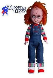 Dolls Childs Play Chucky Doll Action Figure Mezco Toys =FREE SHIP