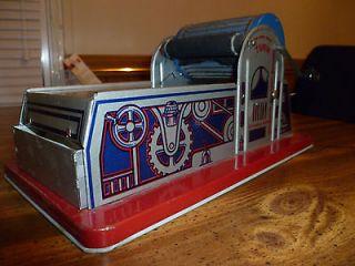 Louis marx electric train sets