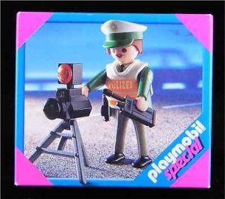 PLAYMOBIL German Police SPECIAL 4609 NIB! city