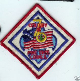 pine tree council in Badges & Patches