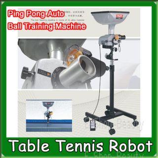 ping pong machines