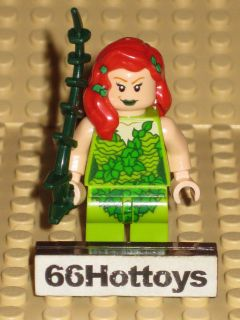 LEGO Batman Universe Super Heroes 6860 Poison Ivy Lego Mini Figure NEW