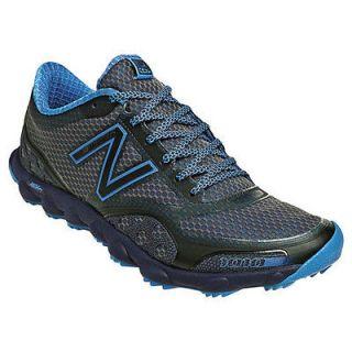 Mens New Balance MT1010GB MT1010 Minimus Trail Runner Grey Blue New