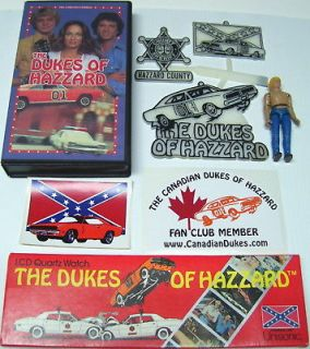 DUKES OF HAZZARD STARTER COLLECTION GREAT FOR CHRISTMAS,BO DUKE,01