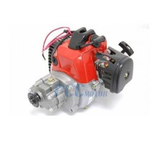 33CC ENGINE 2 STROKE MOTOR ELECTRIC POCKET BIKE 1E36F EN01