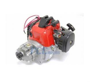 33CC ENGINE 2 STROKE MOTOR ELECTRIC POCKET BIKE 1E36F EN01