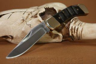 Schrade Knives New Uncle Henry Smoky Pocket Knife LB5B