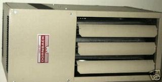 DORNBACK GARAGE FURNACE SHOP UNIT HEATER 75,000 BTU HEATERS NEW LP