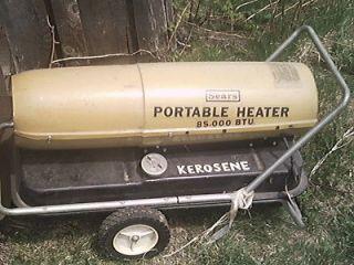 kerosene space heaters in Portable & Space Heaters