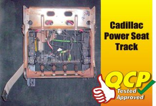 Front Passenger Side POWER SEAT TRACK ASSEMBLY, Tested & Approved