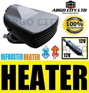 Car Heater Fan Cooler Ceramic 12V 150W Compatible Lotus Exige Esprit