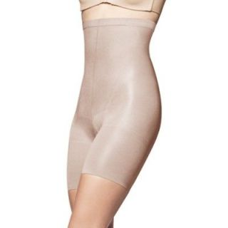 New Spanx In Power Line Super Higher Power Body Shaper sz D