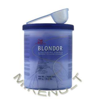 WELLA BLONDOR LIGHTENING POWDER HAIR BLEACH 28.2 OZ