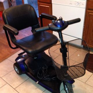 Shoprider, Power, Chair, Model, TE, 888W, New