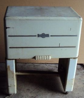 IRONRITE MODEL 85 VINTAGE IRONER MANGLE