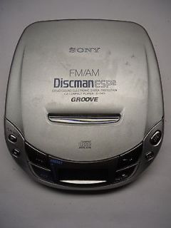 sony fm/am compact disc player