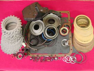 GM 4L60E Transmission Rebuild Overhaul Kit 1997 2003 with Power Pack