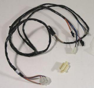 78 79 80 81 82 Corvette Power Door Lock Wiring Harness (Fits: 1979