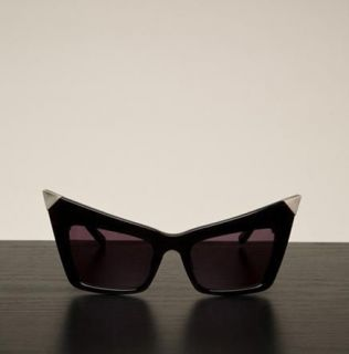 Classics Retro Vintage Women Celeb Cat Catwomen Lady Gaga Sunglasses