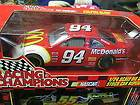 Racing Champions 1996 #94 Diecast Car BILL ELLIOTT McDonalds Diecast 1