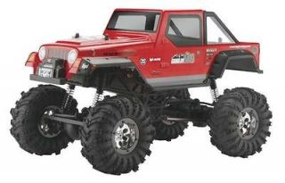 NEW HPI Racing RTR Crawler King Jeep Wrangler Chnl A6 102115 NIB