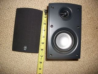 Yamaha surround center speaker model NS A280A One single unit Very