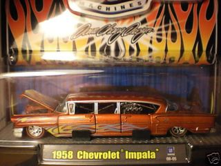 M2 STRECTH PODS, 58 CHEVY IMPALA, SERIES 1, LIMITED