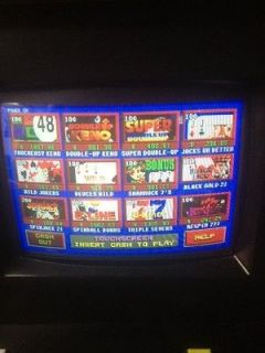 Pot O Gold  Cherry Master Poker Machine  Slots