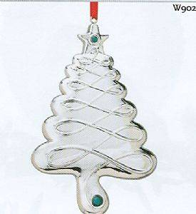 Waterford Ballet Ribbon Tree Christmas Ornament New Gift Boxed Free