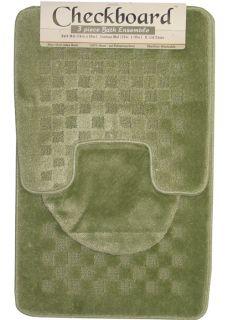 bathroom rugs green in Bathmats, Rugs & Toilet Covers