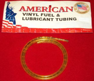 16 Fuel Line for trimmers & Chainsaw 2 feet other small