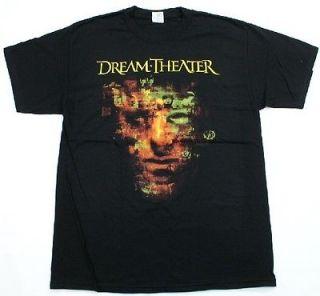 Dream Theater T Shirt Rock & Roll Music Concert T Shirt NWOT