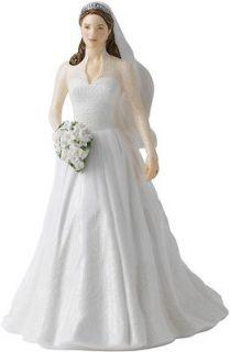ROYAL DOULTON FIGURINE CATHERINE ROYAL WEDDING DAY (HN5559) BNIB KATE