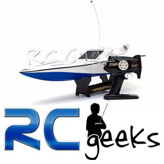 RC Radio Control NQD Highwind Electric Fast Speed Boat RTR 757T 065