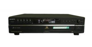 Sony SCD CE595 CD Changer