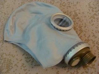 Soviet Russian GP 5 Gas Mask (for USE or COSTUME for Adult or Child