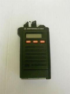 MOTOROLA SABER HANDIE TALKIE FM RADIO H99QX 059H