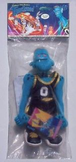 Space Jam Monstars Blanko 11 Plush Doll Looney Tunes Michael Jordan