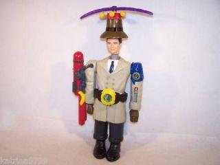 McDonalds Disney Inspector Gadget toy 100% complete