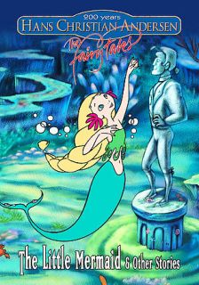 Hans Christian Andersen The Fairy Tales The Little Mermaid and Other