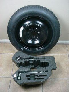 2006   2011 Honda Civic Spare Tire Donut Tire Wheel Rim W/ Kit T135