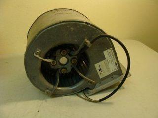 4850 New No Box, EBM D4E160 DA01 52 Squirrel Cage Fan