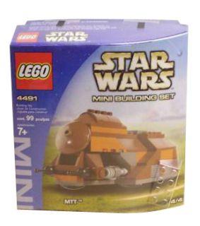 Lego Star Wars Mini Building MTT 4491