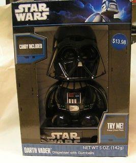 Star Wars   Darth Vader Gum Ball Bank Machine   w/ Lights & Breathing
