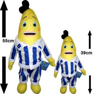 BANANAS IN PYJAMAS Soft Cuddly Stuffed Plush Kids Toys Childrens Boys
