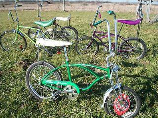 SEAT fit Schwinn Stingray Huffy Murray Krate Muscle Bike Bicycle