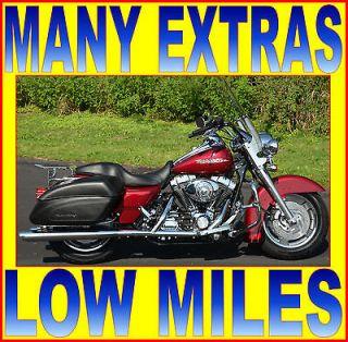 Harley Davidson  Touring 2005 HARLEY DAVIDSON ROAD KING CUSTOM FLHRSI