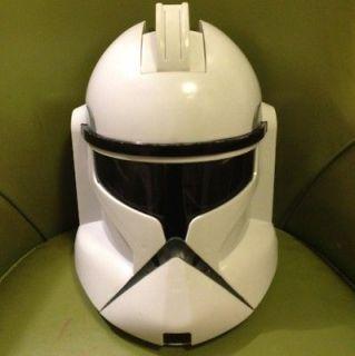 Star Wars Storm Trooper Talking / Voice Changer Helmet Costume Mask
